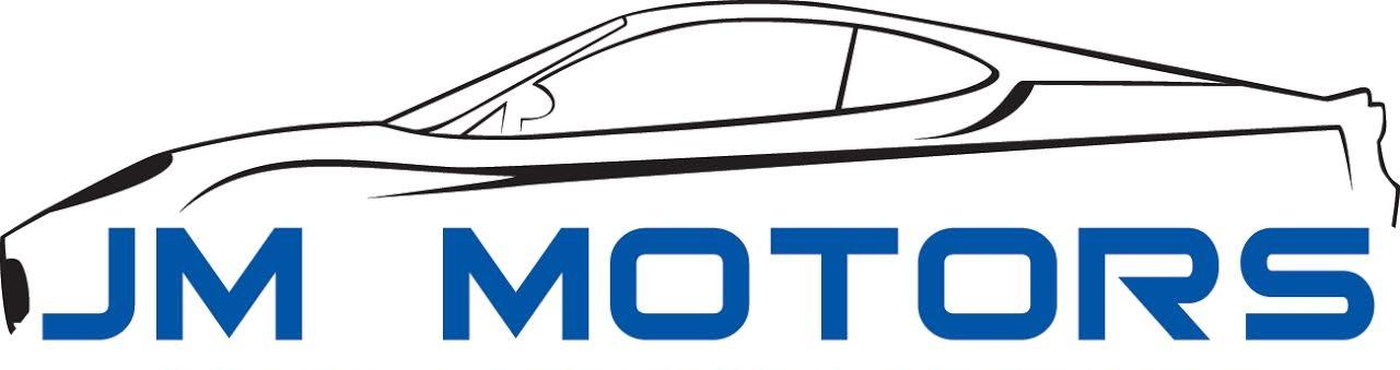 J M Motors Logo